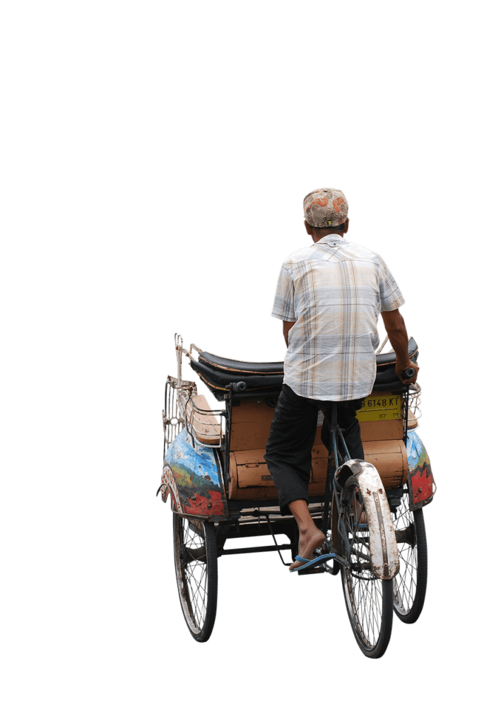 Contoh Rpph Alat Transportasi Darat Tema Becak Rpp Paud